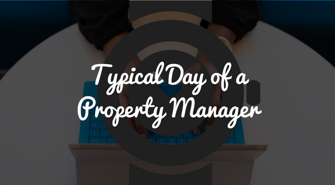 12-12-Typical day of a property manager