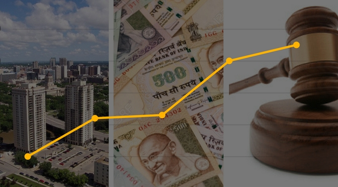 3 - 12 Investment Regularization Policies for Indian Real Estate - Sees Gains